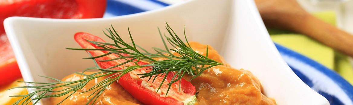 Sauces et condiments au Piment d'Espelette