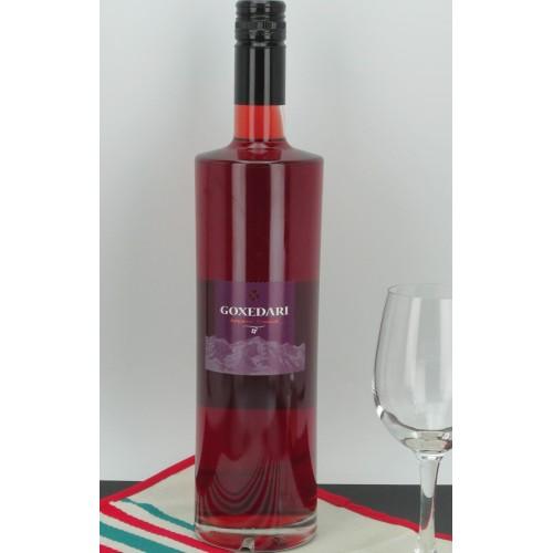 Basque Aperitif wine Goxedari