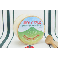 "Whole Milk Farm produced sheep's cheese ""Ardi Gasna"""