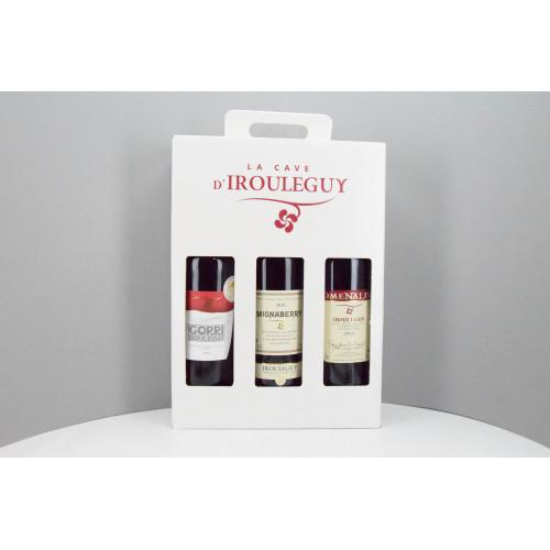 Coffret Dégustation - vin rouge AOC Irouleguy