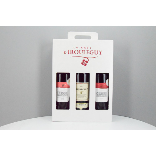 Coffret Découverte - vin AOC Irouleguy
