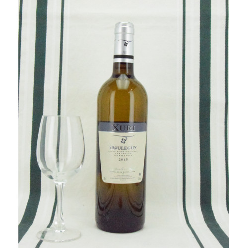Vino Blanco Domaine Irouleguy Xuri d'Ansa