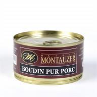 Boudin pur porc
