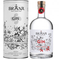 Gin au Piment d'Espelette Brana
