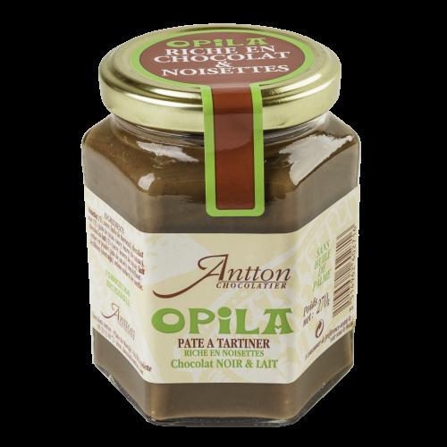 Pâte à Tartiner Chocolat - Noisette Opila