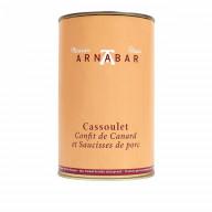 Cassoulet au Confit de Canard Ferme Arnabar