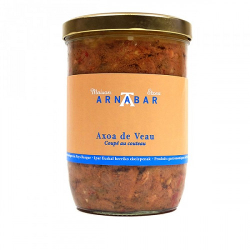 Axoa of Veal- 400g