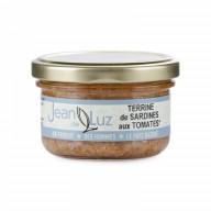 Sardine Terrine with tomatoes 85grs