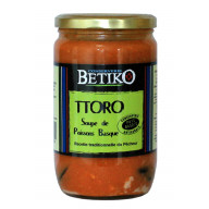 Basque TTORO (Fish Soup)
