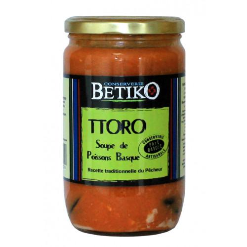 Basque TTORO (Fish Soup)