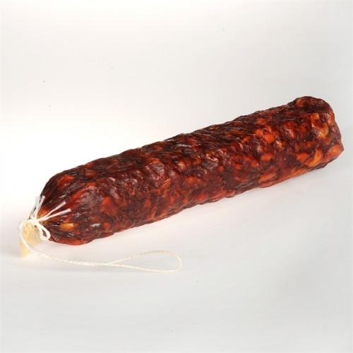 Chorizo artisanal légèrement relevé Montauzer
