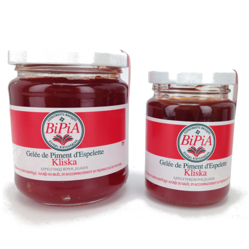 Kliska – Espelette Chili Pepper Jelly