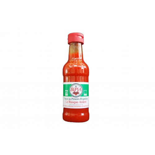 Le Basque Ardent- Organic Espelette chili pepper sauce
