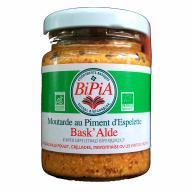 Espelette Chili Pepper Mustard
