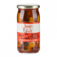 Sardines à l'huile d'olives et piment d'Espelette Bio
