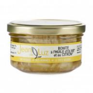Bonite Bio à l'huile d'olive et citron