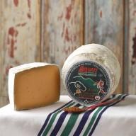 Fromage basque pur brebis parfumé au Piment d'Espelette