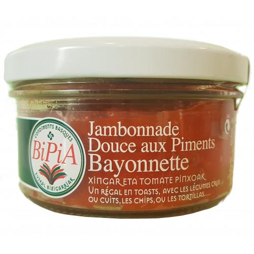 Jambonnade douce au piment d'Espelette