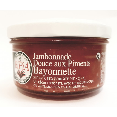 Bayonnette – Sweet Jambonnade with Peppers