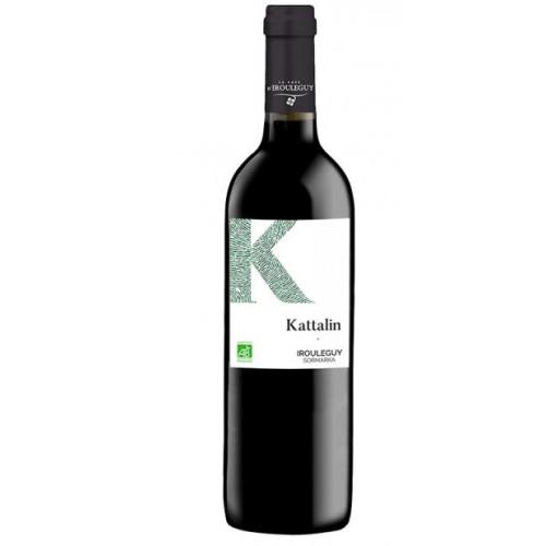 Kattalingorri, vin rouge bio - AOC Irouleguy