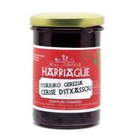 Confiture de Cerise Noire du Pays Basque Bio