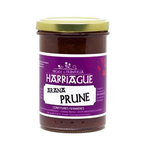 Confiture de Prunes du Pays Basque Bio