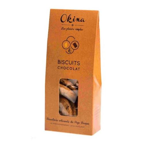 Biscuits Souletins au Chocolat