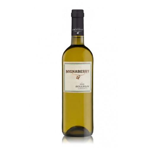 Mignaberry, vin blanc sec - AOC Irouleguy