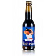 """Cerveza Negra Vasca Etxeko Bob's beer """"Indar Joko"""""""