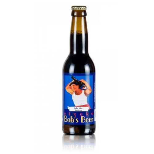 """Etxeko Bob's Beer, Brune """"Indar Joko"""""""