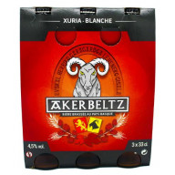 Akerbeltz white Ale Beer 33 cl