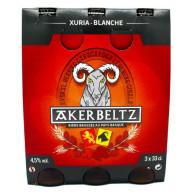 Coffret Bière Blanche basque Akerbeltz