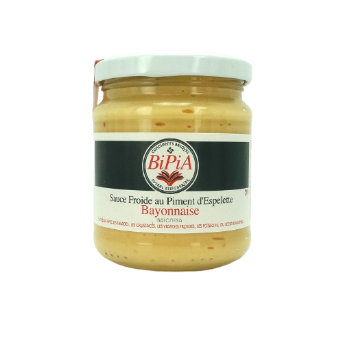 Bayonnaise –Mayonnaise With Espelette Chili Pepper 200 g