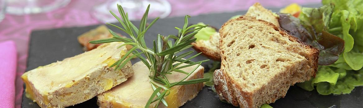 Foie Gras and Duck Confit