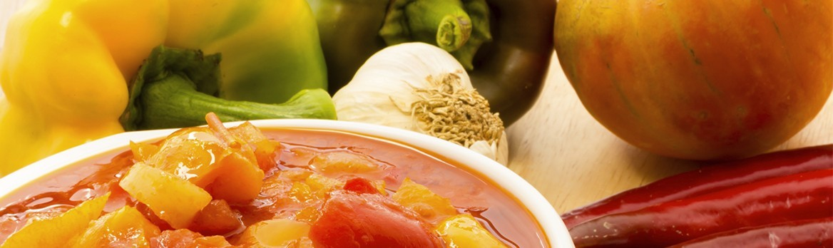 Légumes et viandes
