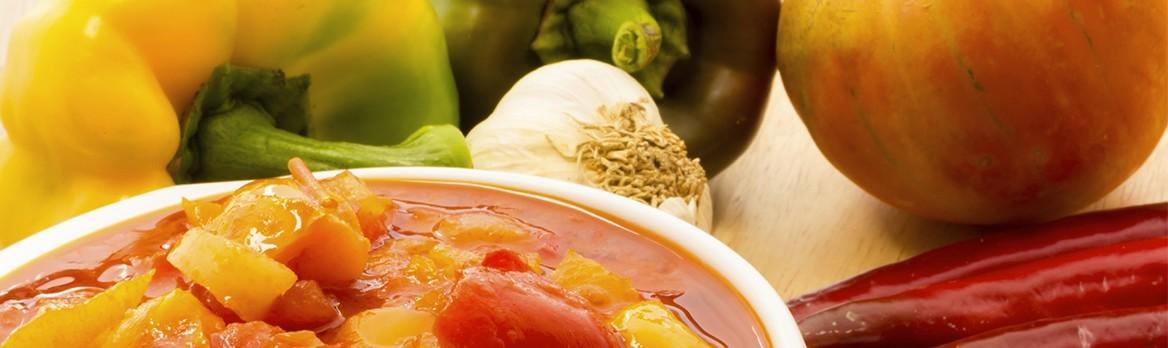 Verduras y Carnes